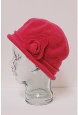Chapeau cloche - Rose