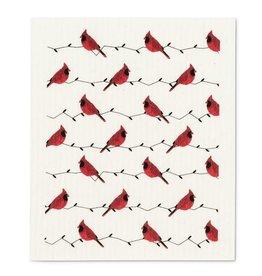 Lingette - petits cardinals