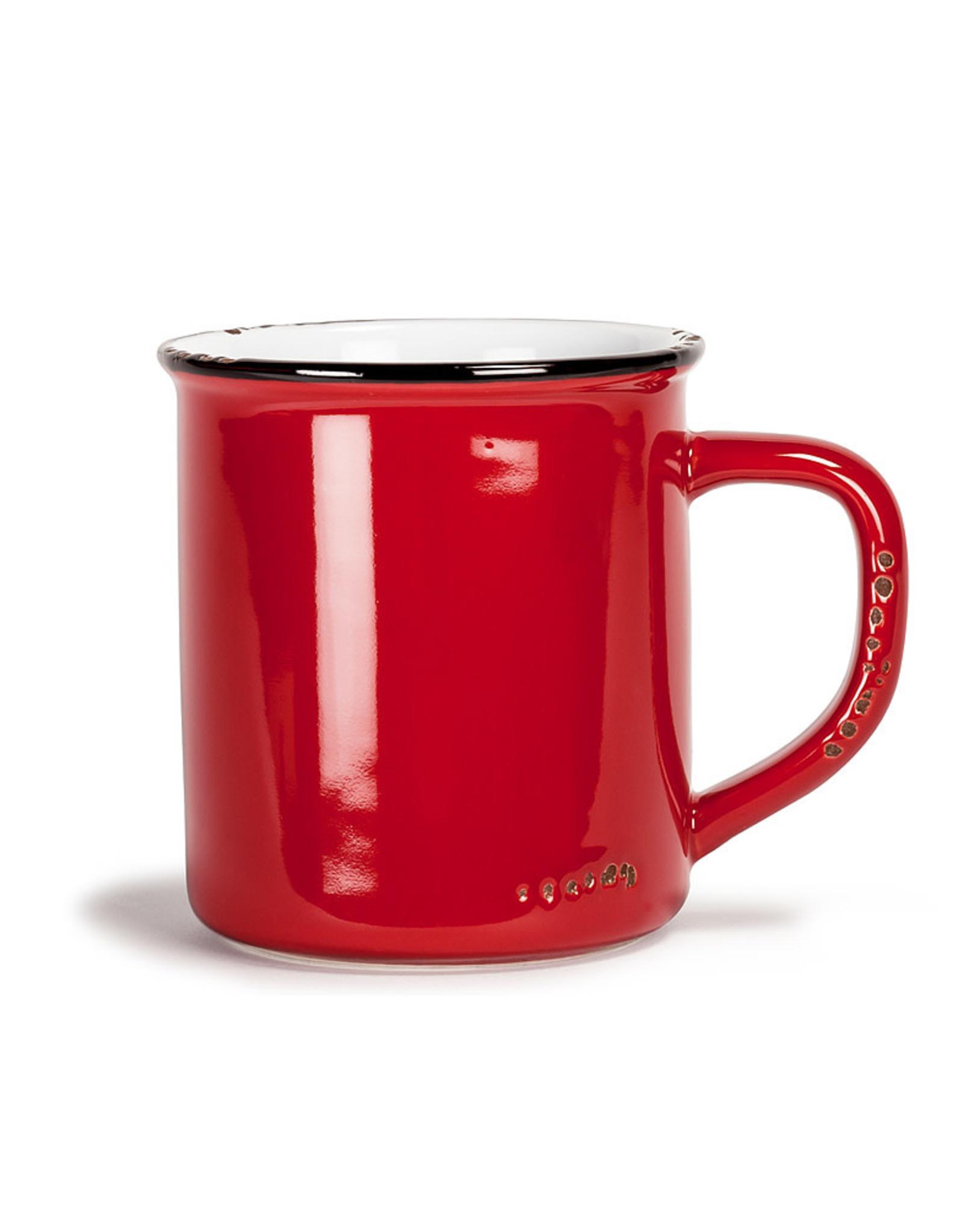 Mug rouge