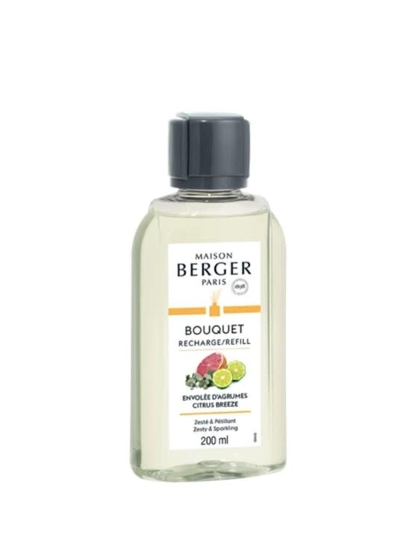 Maison Berger Recharge bouquet - Envolée d'agrumes