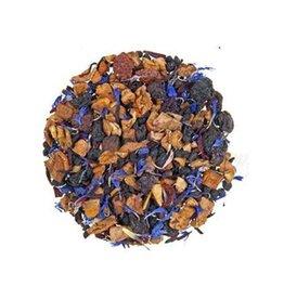 Tisane fruitée aux bleuets