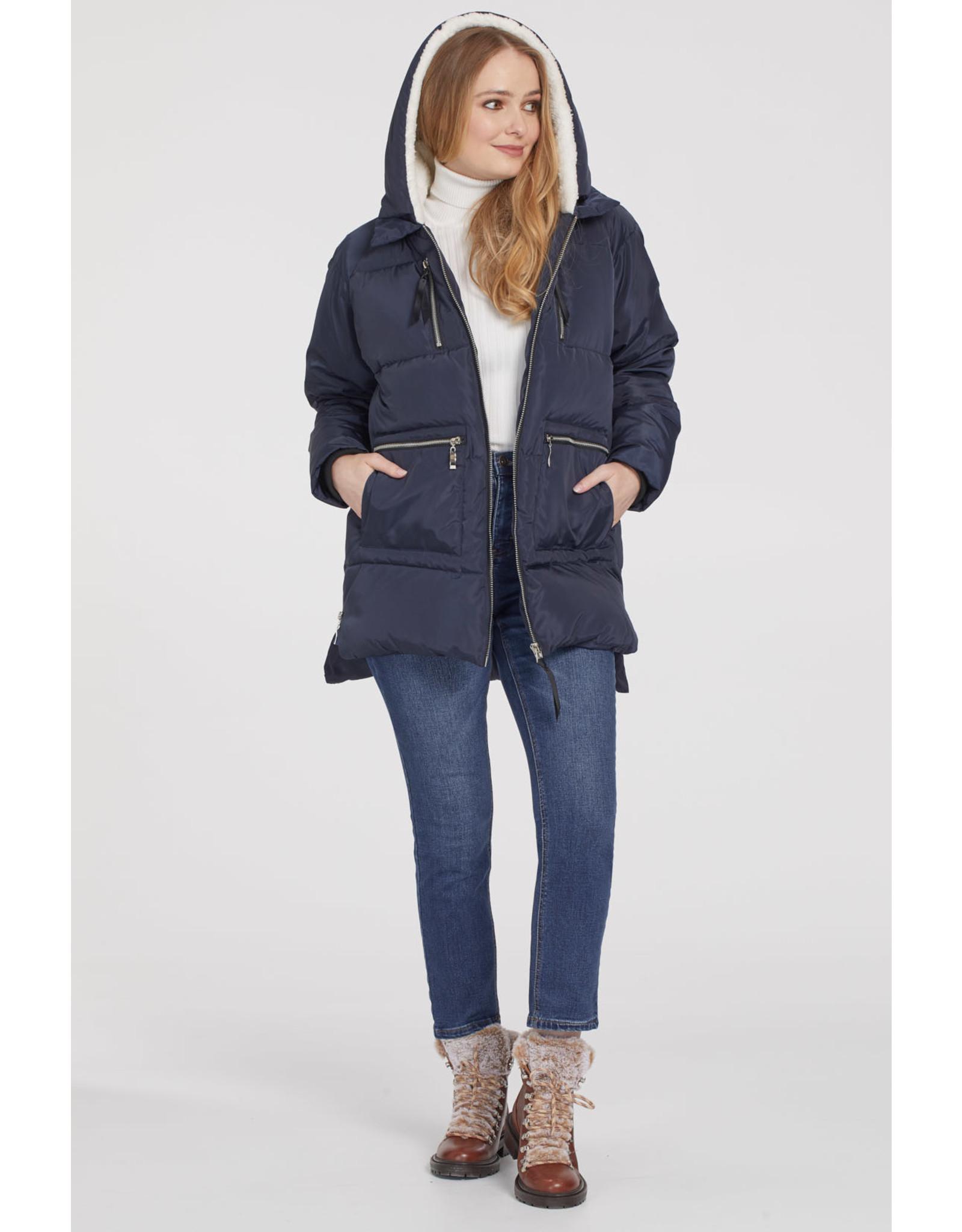 Tribal Warm Winter Puffer Jacket 43160