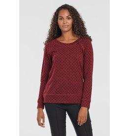 Tribal Boat Neck Sweater 43100