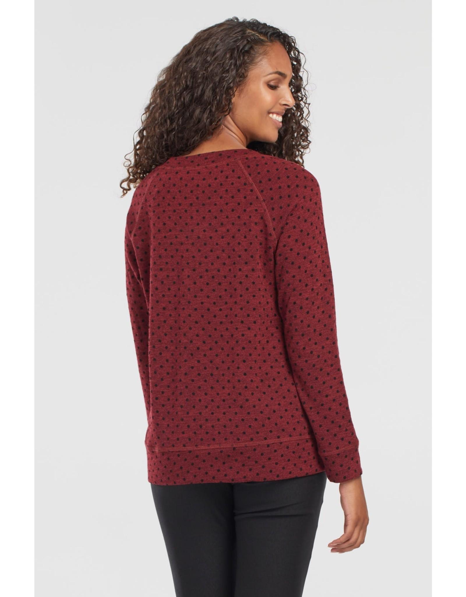 Tribal Polka Dot Soft Sweater 43100
