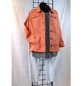 LHamrick NTouch Long Slv Denim Jacket 8447