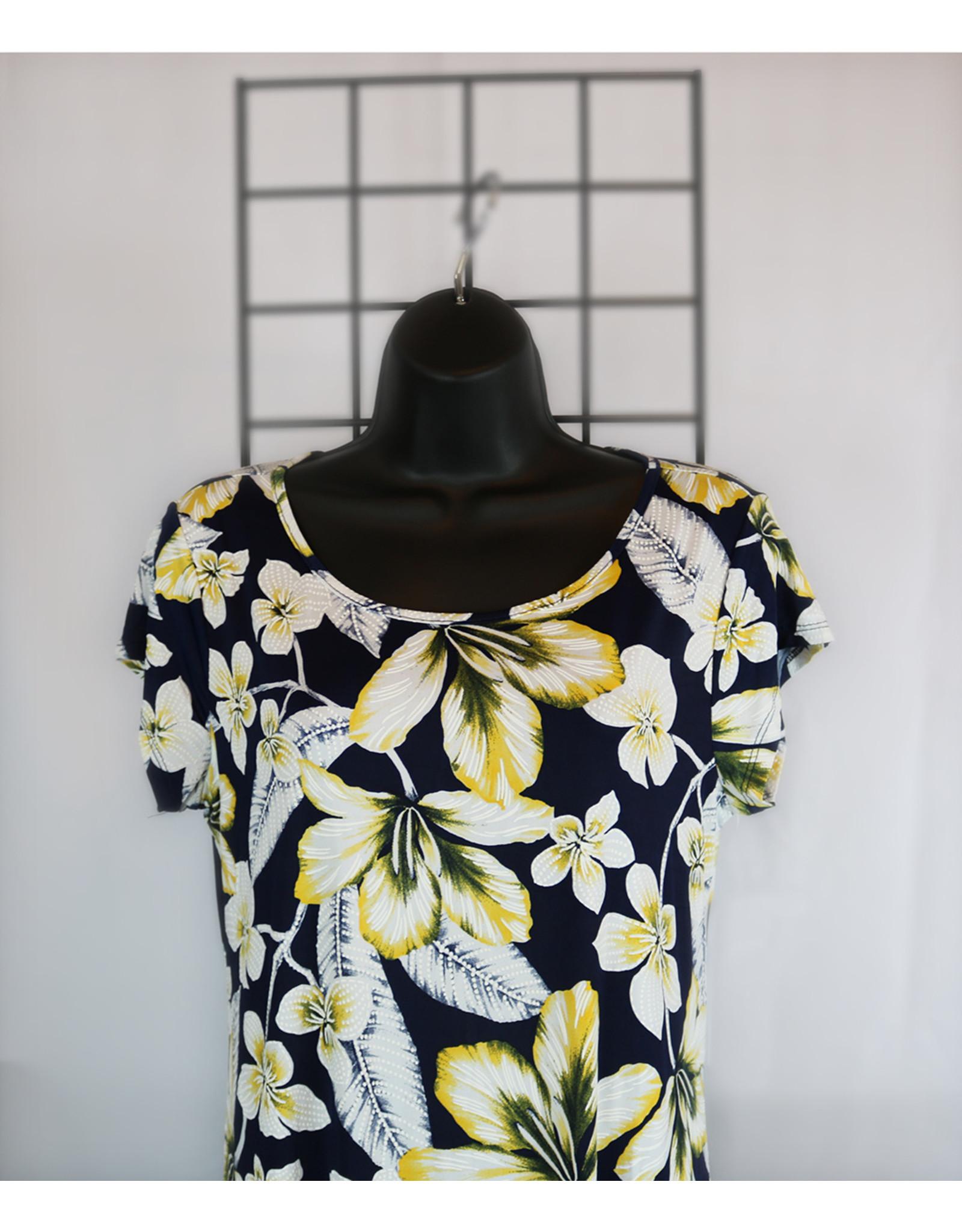 NTouch Barbuda Cap Sleeve Dress 6170 (S1)
