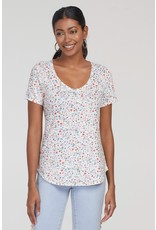 Tribal Floral T-Shirt 68940 (S1)