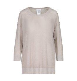 Tribal Lurex 3/4 Sleeve Sweater 36830 (S1)