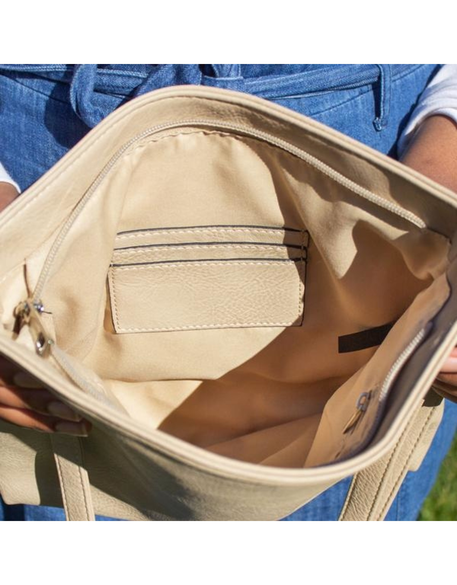 K.Carroll K.Carroll Xbody Zip Bag 6841 (S1)