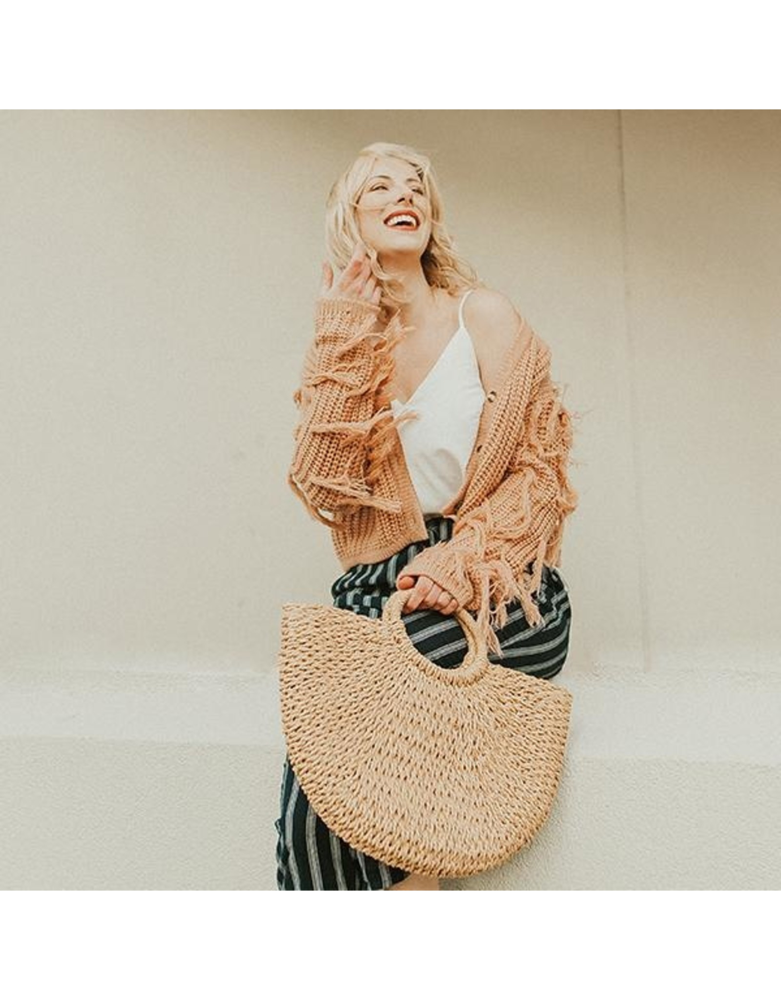 K.Carroll Straw Bag 6711 (S1)