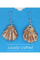 C&C Creations Shell Earrings