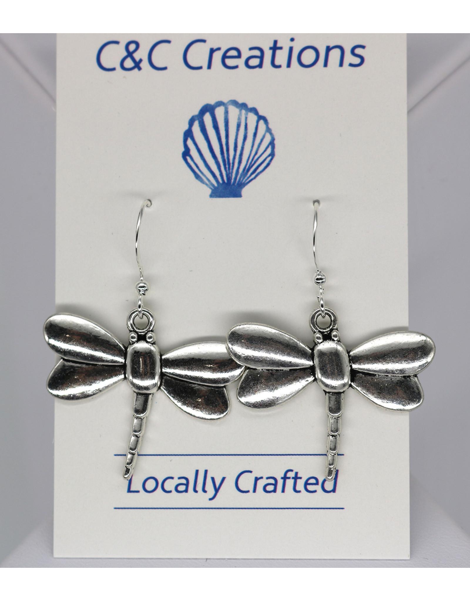 C&C Creations C&C Creations Maine Earrings