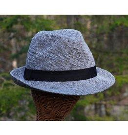 Hat Stuff Cotton Blend Wide Brim Fedora 3215 (S1)