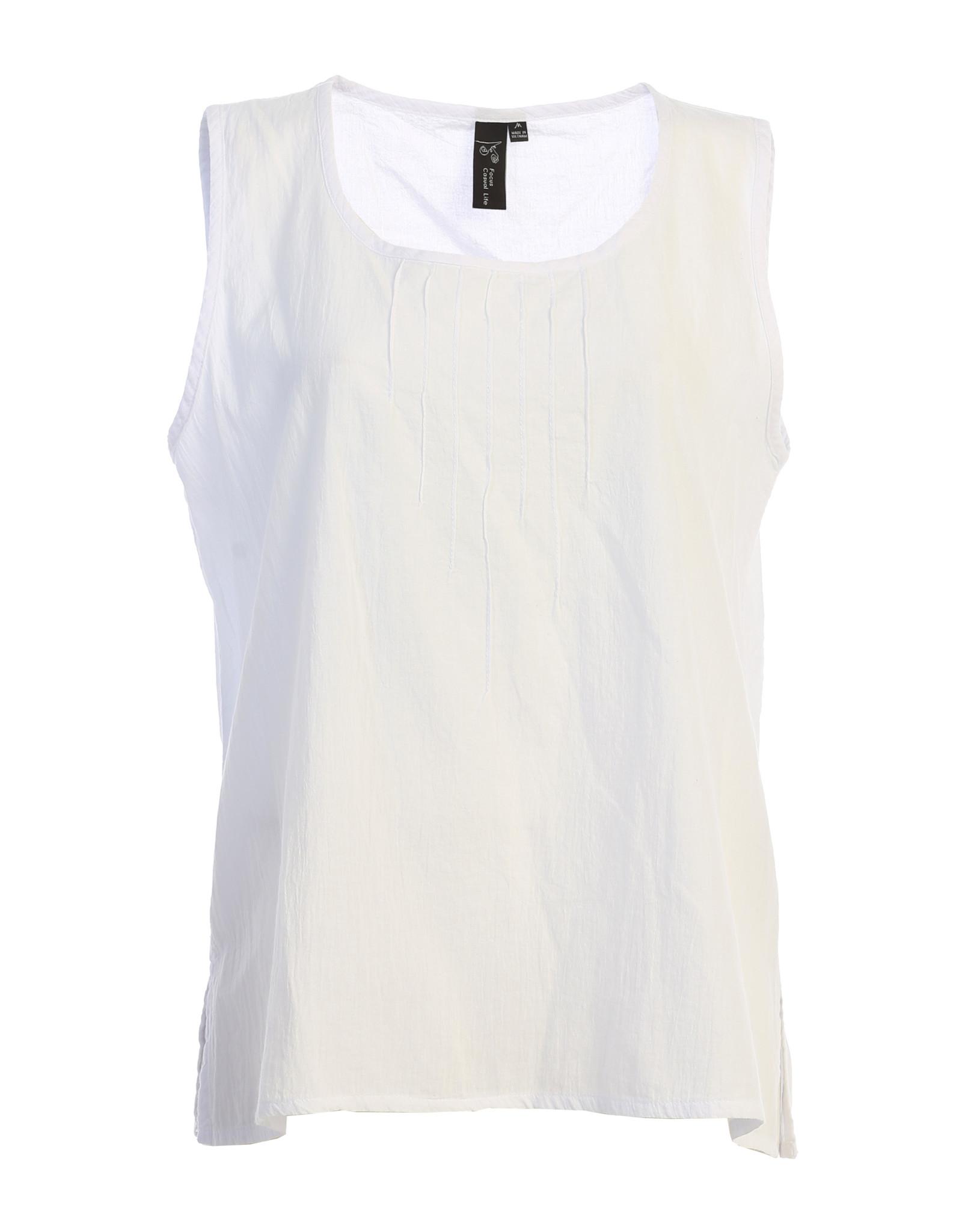 Focus Fashion Cotton Viole Top V304 (S1)