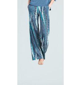 Clara Sunwoo CSW Python Soft Print Pants PT21P5