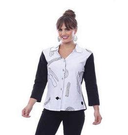 Parsley & Sage P&S Vivian Shirt 20T63G (S1)