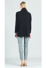 Clara Sunwoo Cozy Sweater with High Low Hem T96W