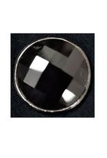 Magic Scarf Jeweled Buttons Shawl