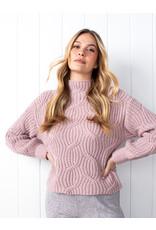 Tribal High Oversized Sweater 71320