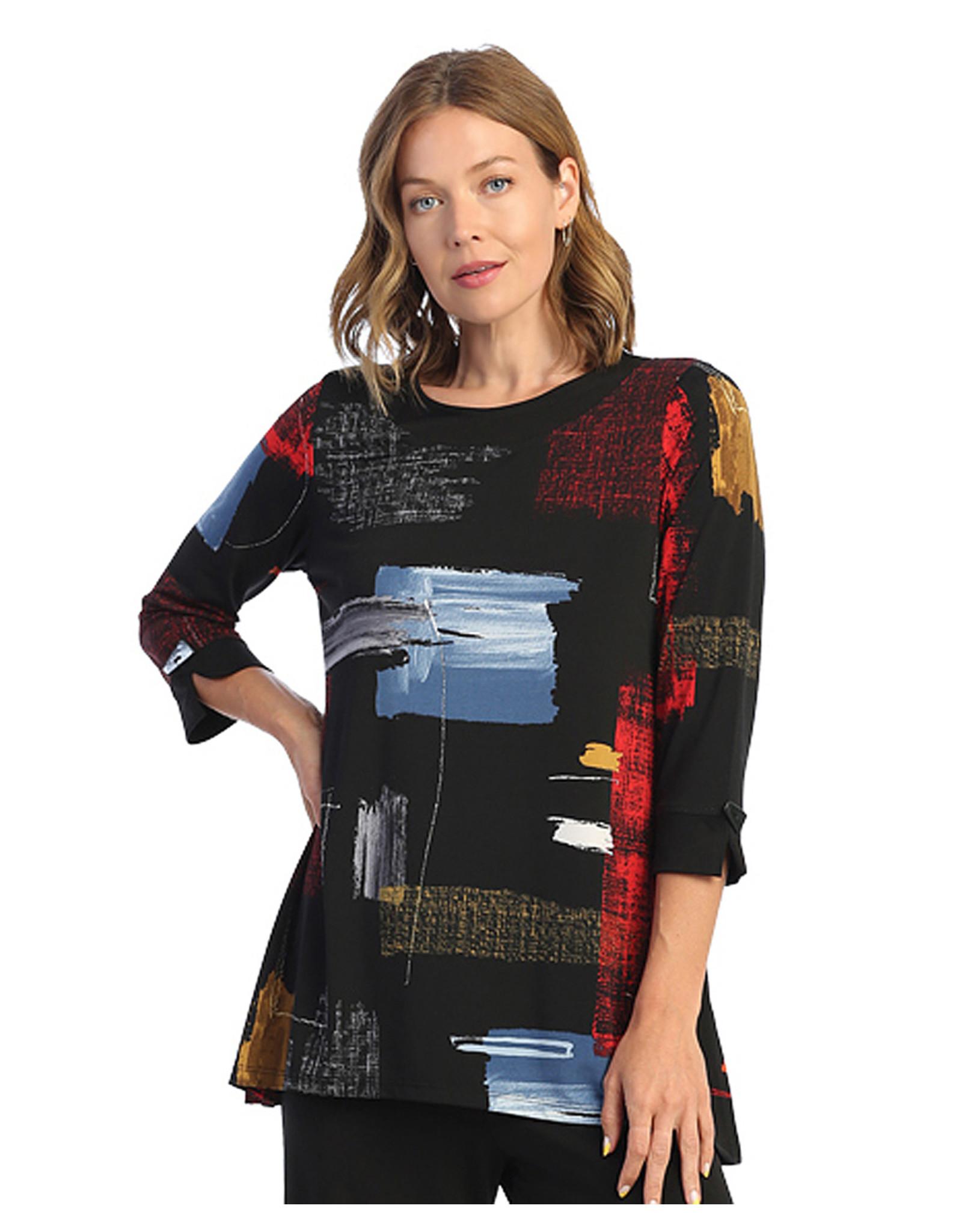 Jess & Jane Ity Knit Tunic Y10-1503
