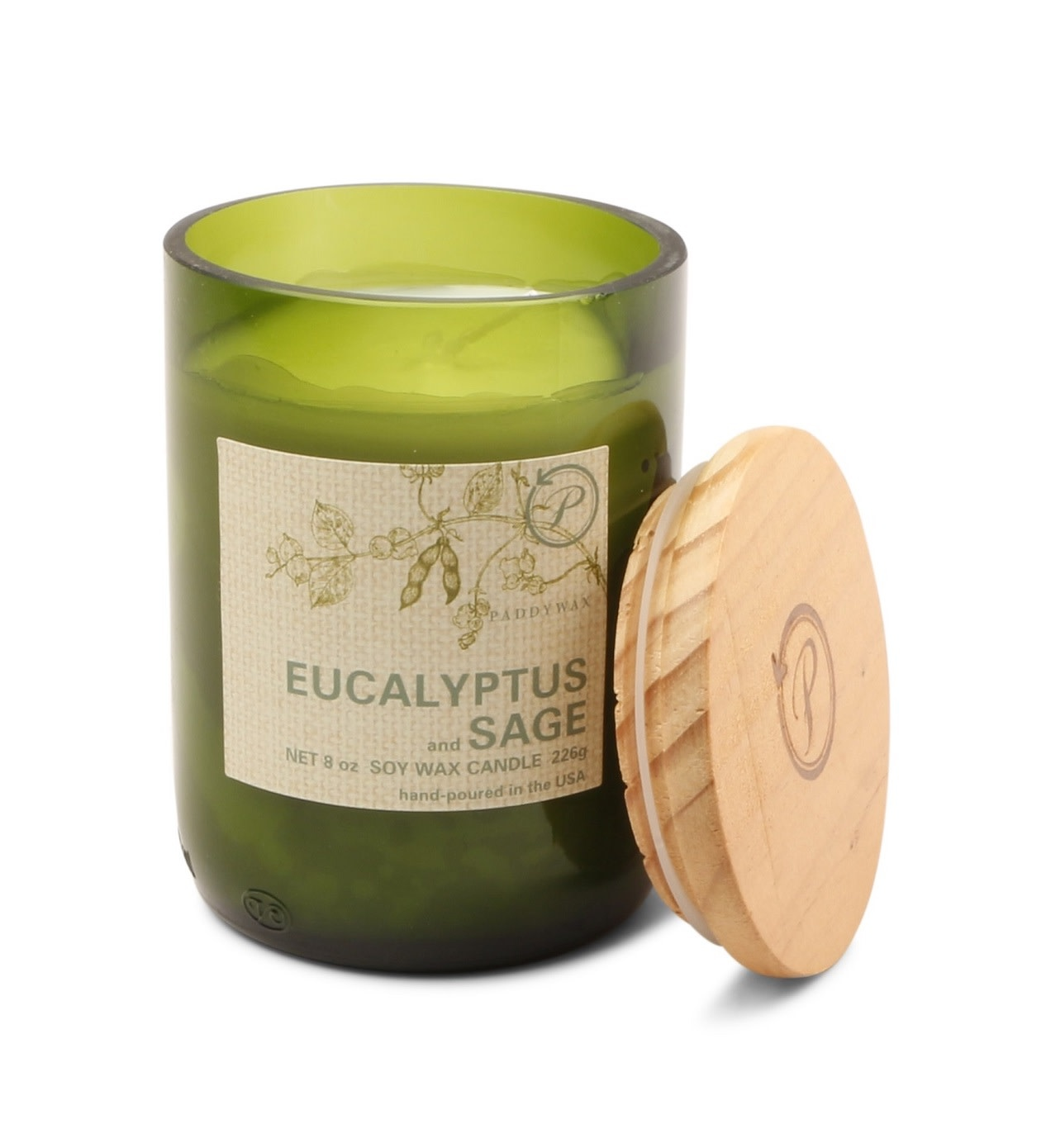 Paddywax Eco Soy Wax Candle