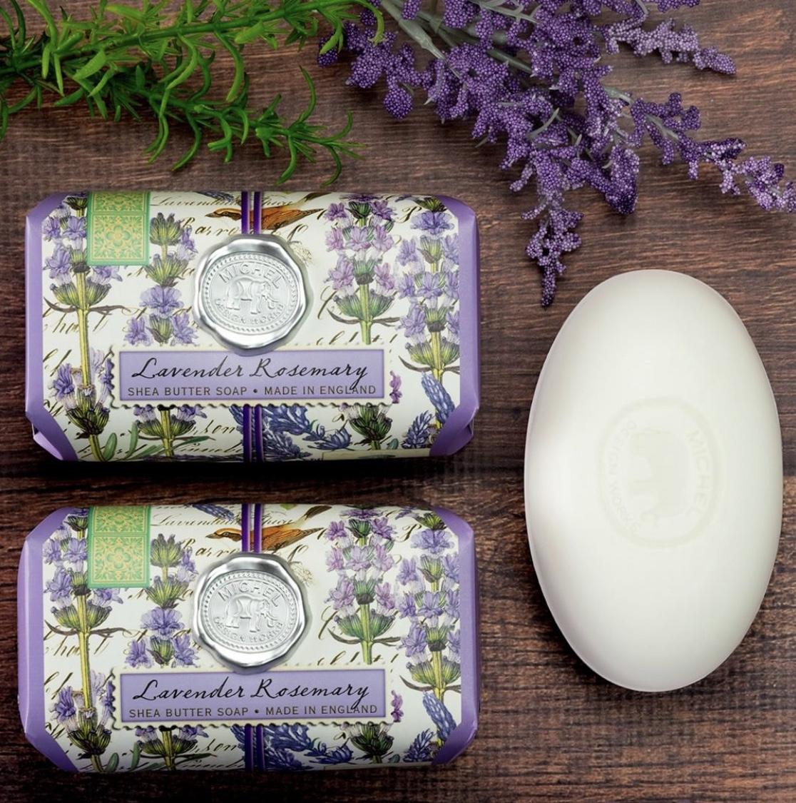 Michel Design Large Soap Bar-
