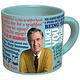 Unemployed Philosophers Guild Mister Rogers Mug