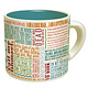 Unemployed Philosophers Guild First Lines of Literature Mug