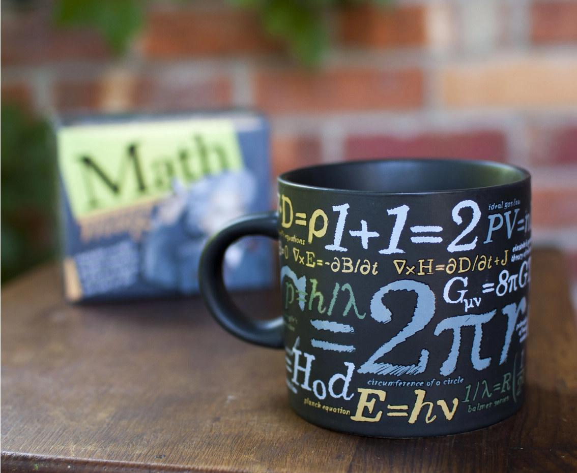 Unemployed Philosophers Guild Math Mug