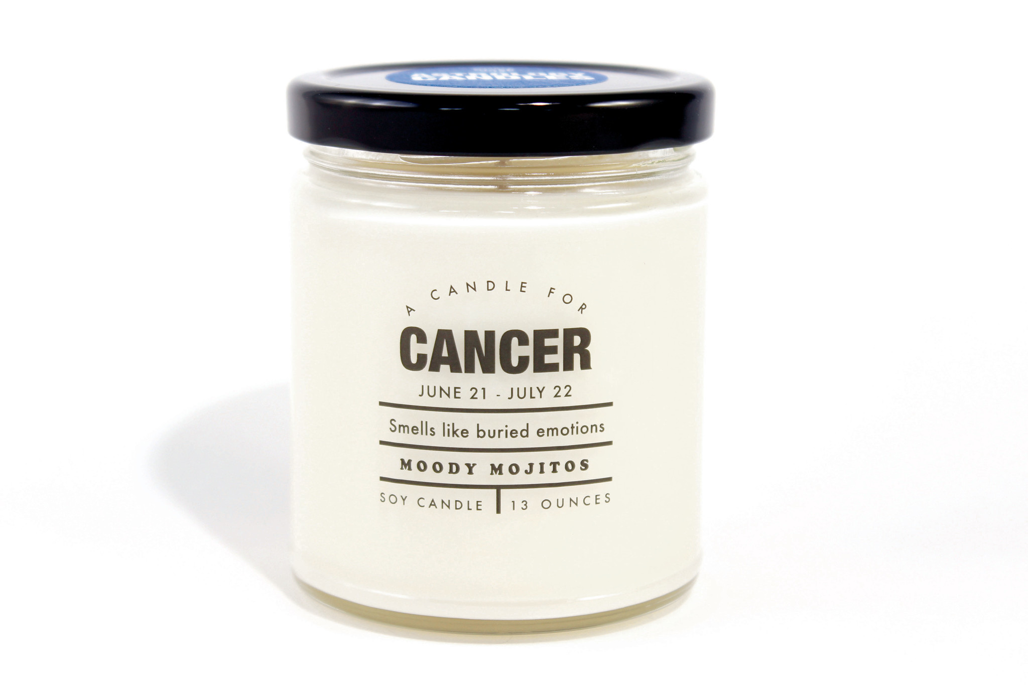 WHISKEY RIVER Zodiac Candle