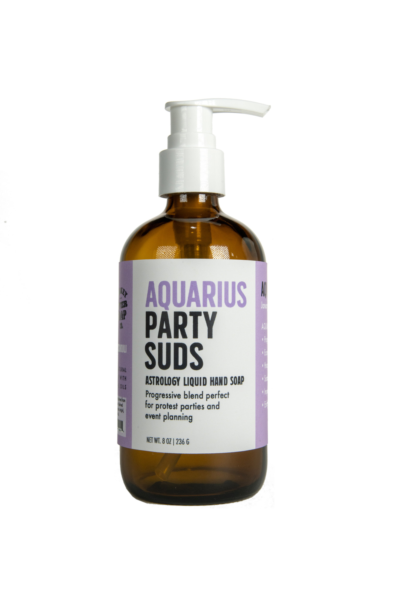 WHISKEY RIVER Zodiac Liquid Soap