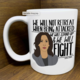 "Citizen Ruth Kamala Harris ""We Will Fight""  Mug"