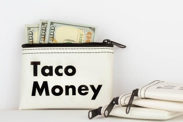 Meriwether Taco Money Coin Pouch