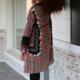 ANGIE Flare Sleeve Kimono