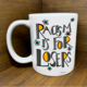 Citizen Ruth Racism is for Losers Mug