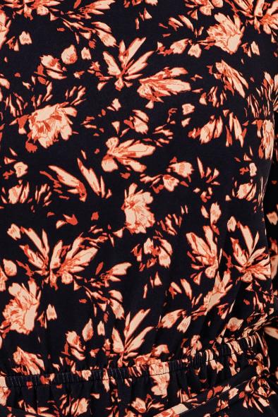 GILLI Side Tie Floral Dress