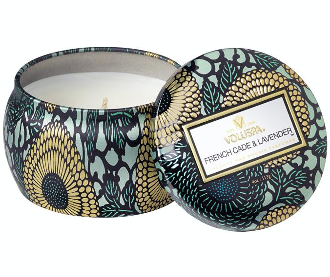 Voluspa French Cade Lavender Candle