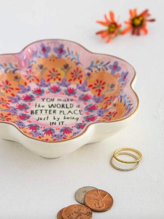 Natural Life Trinket Bowl