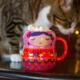 Natural Life Tatiana the Russian Doll Folk Mug