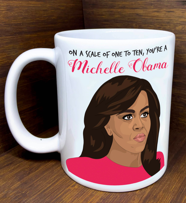Citizen Ruth Michelle Obama  Mug