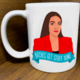 Citizen Ruth AOC- Bitches Get Shit Done Mug