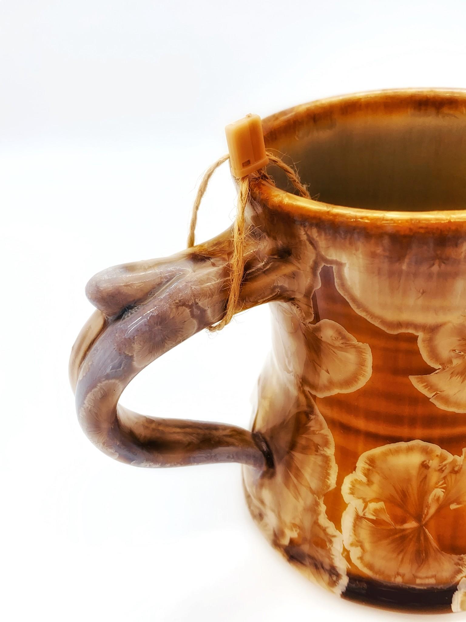 BILL CAMPBELL Stellar Early Morning Mug
