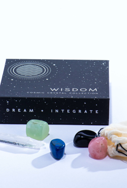 GEOCENTRAL Wisdom: Cosmic Crystal Collection