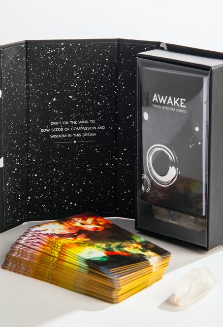 GEOCENTRAL Awake: Inner Wisdom Cards