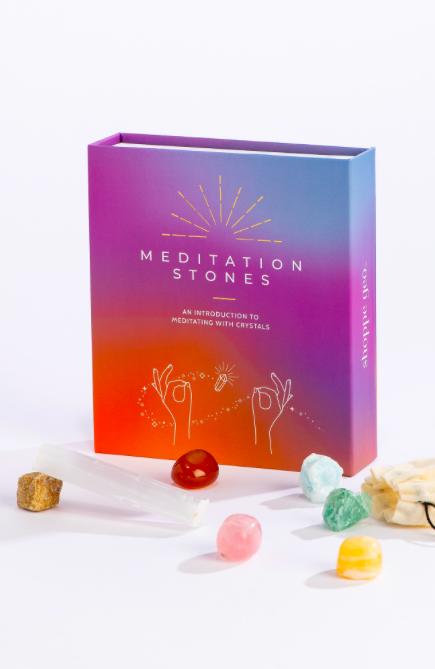 GEOCENTRAL Meditation Stones Kit