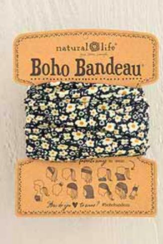 Natural Life Floral Boho Bandeau