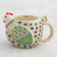 Natural Life Folk Mug Penny The Chicken