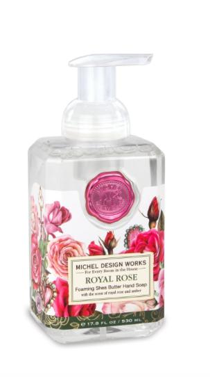 Michel Design Foaming Hand Soap-