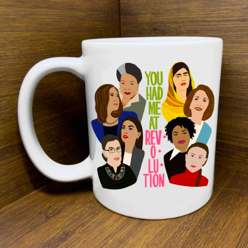 Citizen Ruth You had me a Revolution Mug