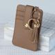 Lauren Lane Key Ring Card Clutch